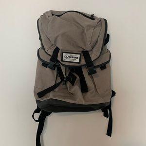 Dakine Gray Backpack